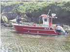 RUBY - STEEL POTTTER NETTER boat for sale