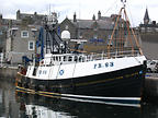 MILLBURN FR83, WOODEN TRAWLER boat for sale