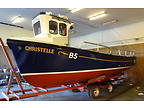 CHRISTELLE - GRP boat for sale