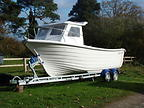 ATLANTIC FISHER 680 - ATLANTIC FISHER 680 GRP boat for sale