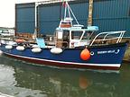 SKERRY BELLE, PERCY MITCHELL ... boat for sale