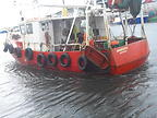 ANGELENE, STEEL TRAWLER/P... boat for sale