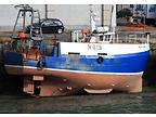 NEW DAWN, STEEL TRAWLER boat for sale