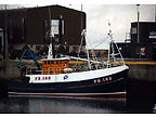 AVOCET FR162, WOODEN TRAWLER boat for sale