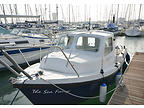 THE SEA FAIRY - ORKNEY PILOTHOUSE 20 boat for sale