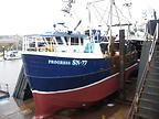 PROGRESS - STEEL TRAWLER/SCALLOPER boat for sale