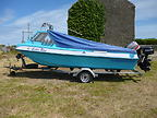 CELTIC BLUE - SEAHOG COMMODORE boat for sale