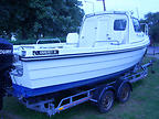 FISH TALES - ORKNEY 21 boat for sale