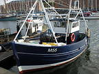 KRYSTLE KAY - WOODEN TRAWLER boat for sale