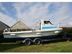 FAST FISHER - WILSON FLYER 23FT boat for sale