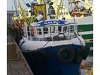 NAURU - STEEL TRAWLER - WHITBY boat for sale