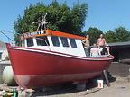 JULIE ELIZABETH - EX SHIPS LIFEBOAT boat for sale