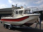 SEA QUEST - LEEWARD 18 boat for sale