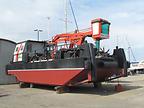 PORT CONSTRUCTOR - STEEL BARGE boat for sale