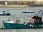 "JORJA LOUISE  - WOODEN POTTER/NETTER ""NA"" boat for sale"