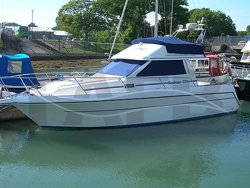 Rodman 900 boat for sale