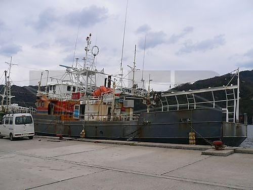 Link to picture 1 for Japanese steel fishing boat fishing boat for sale