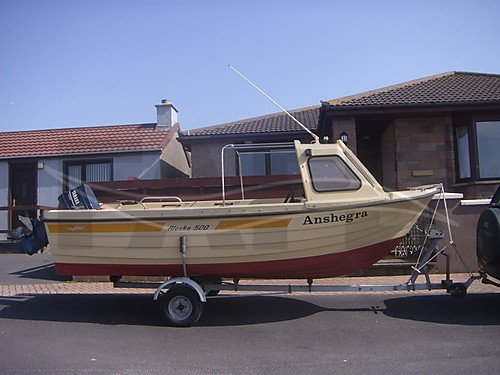 Link to picture 1 for SHETLAND ALASKA 500 boat for sale