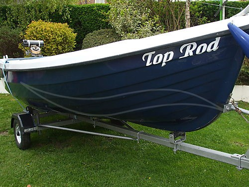 Link to picture 1 for ORKNEY  SPINNER 13FT boat for sale