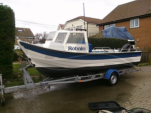 Link to picture 1 for Pro Angler fishing boat for sale
