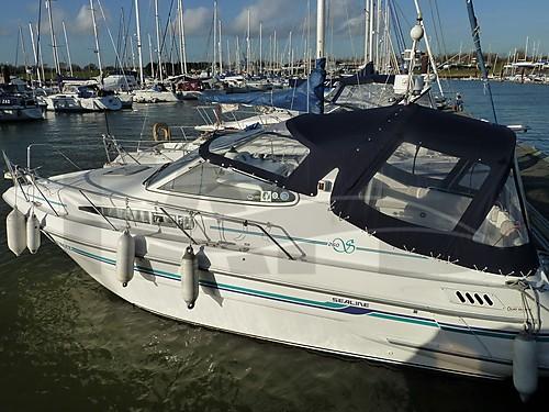 Sealine 260 Senator boat for sale. Price: N/A Location: Essex