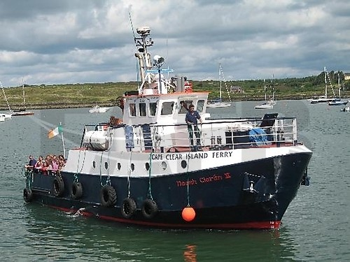 Link to picture 1 for Steel Class IIA ferry boat for sale