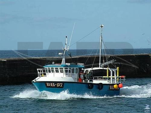 Link to picture 1 for Kingfisher Fastcatch fishing boat for sale