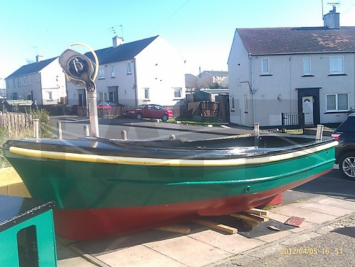 OYSTER 16 FT DAY BOAT boat for sale