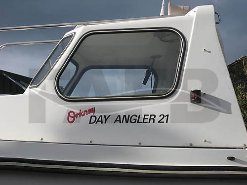 Link to picture 1 for Orkney Day Angler 21 boat for sale