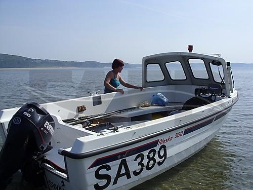 Alaska 500 boats for sale uk 9mm