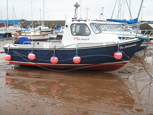 Link to picture 1 for Orkney Day Angler 19  boat for sale