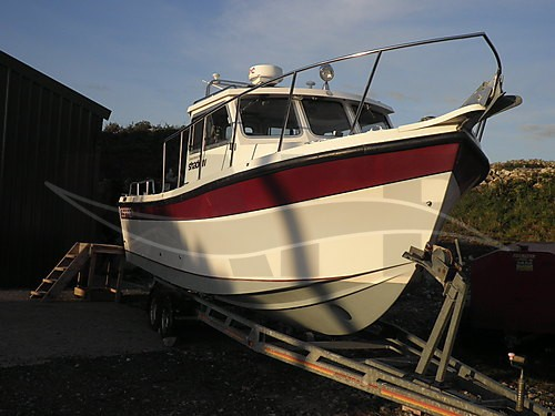Link to picture 1 for Osprey  26' boat for sale