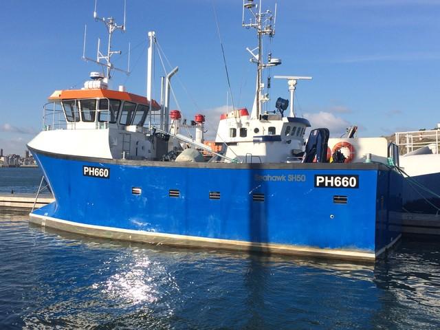 Seahawk sh50 plymouth fafb for Seahawk fishing boat