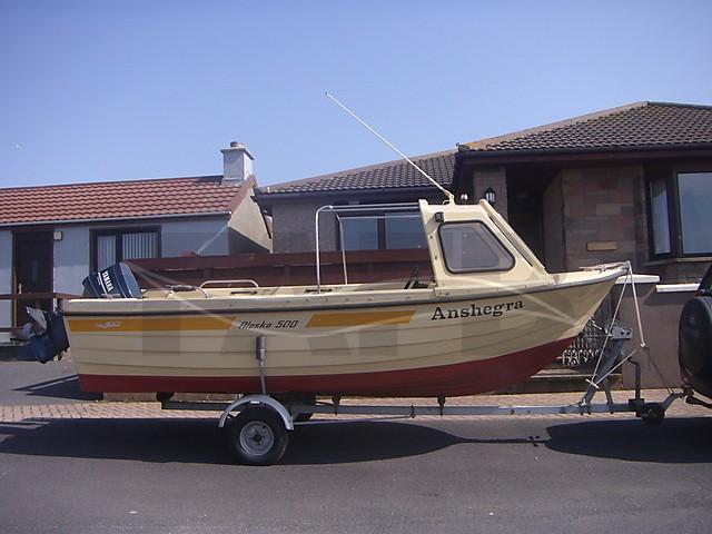 Picture of SHETLAND ALASKA 500 boat for sale