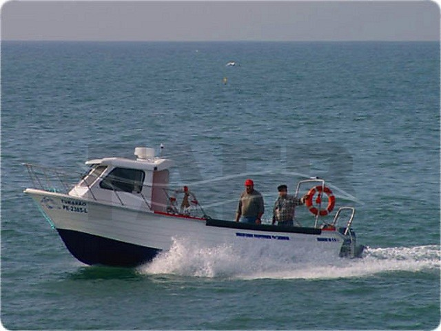 Picture of FIBRAMAR. 680 GRP fishing boat for sale