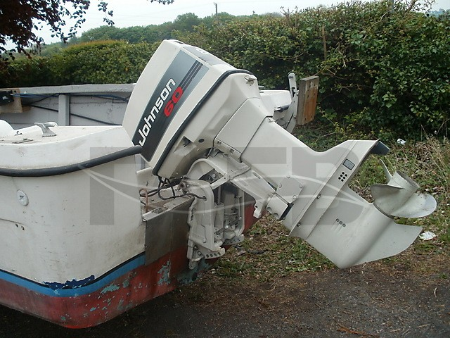 Picture of 17 ft birchwood fishing boat for sale