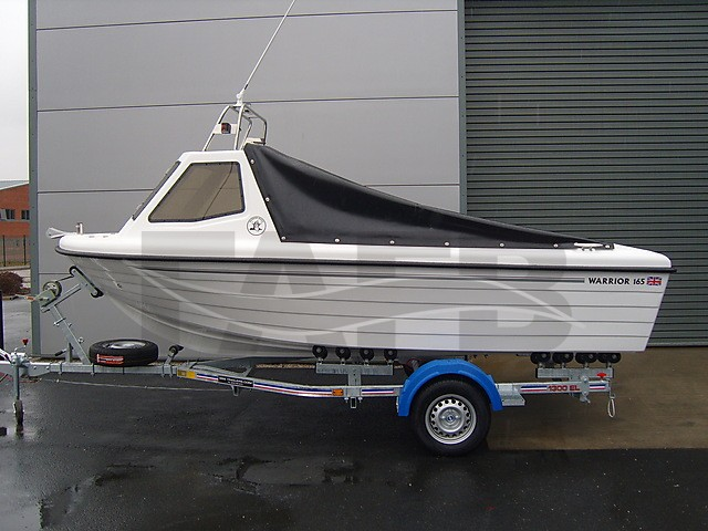 Picture of Warrior 165 fishing boat for sale