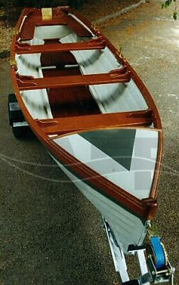 Picture of sheelin boat for sale