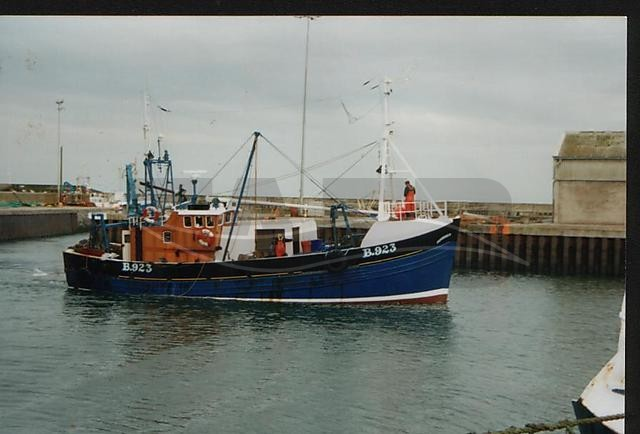Picture of Wood - Arbroath fishing boat for sale