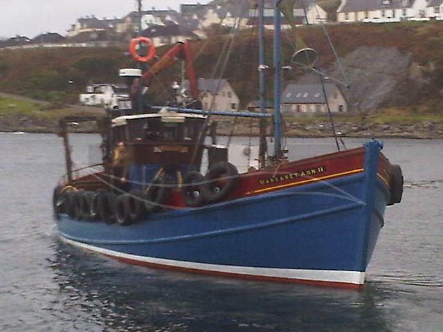 Picture of Wetherhead Wooden Trawler fishing boat for sale
