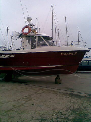 Picture of arvor 280as fishing boat for sale