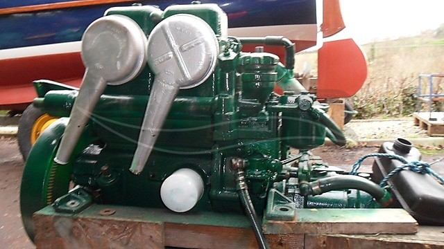 Photo viewer: volvo penta 18 hp - picture 1