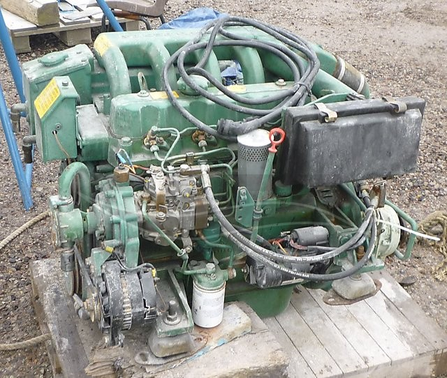 Photo viewer: Volvo Penta MD30A - picture 1