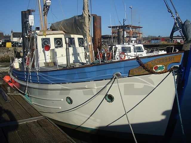 inchcape 45 motor- sailer inchcape 45 motor- sailer - picture 1