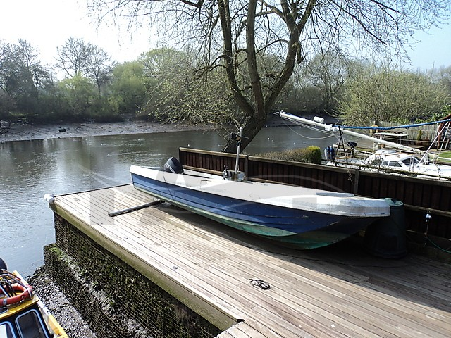 Picture of wilson flyer fishing boat for sale