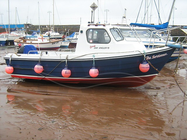 Picture of Orkney Day Angler 19  boat for sale