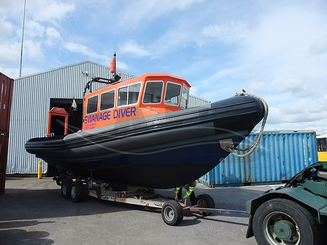Picture of Medina Class Lifeboat boat for sale