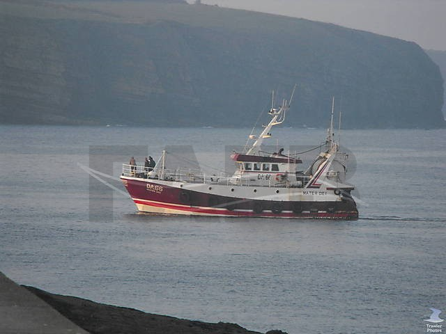 Photo viewer: Steel trawler - picture 4