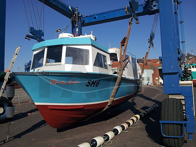 Picture of Lochin33 fishing boat for sale
