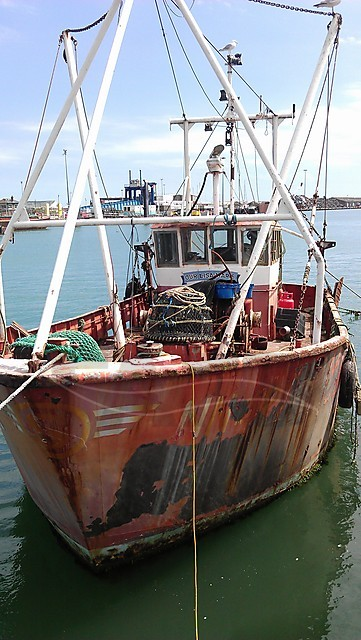 Picture of Steel ex Trawler fishing boat for sale